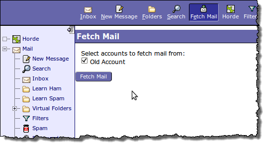 fetch-mail