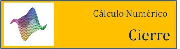 Banner Calculo Numerico 4