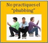 no phubbing