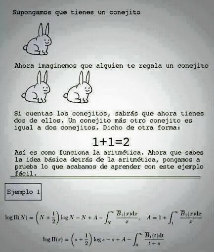 ejemplo matematica