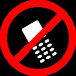 no usar celular